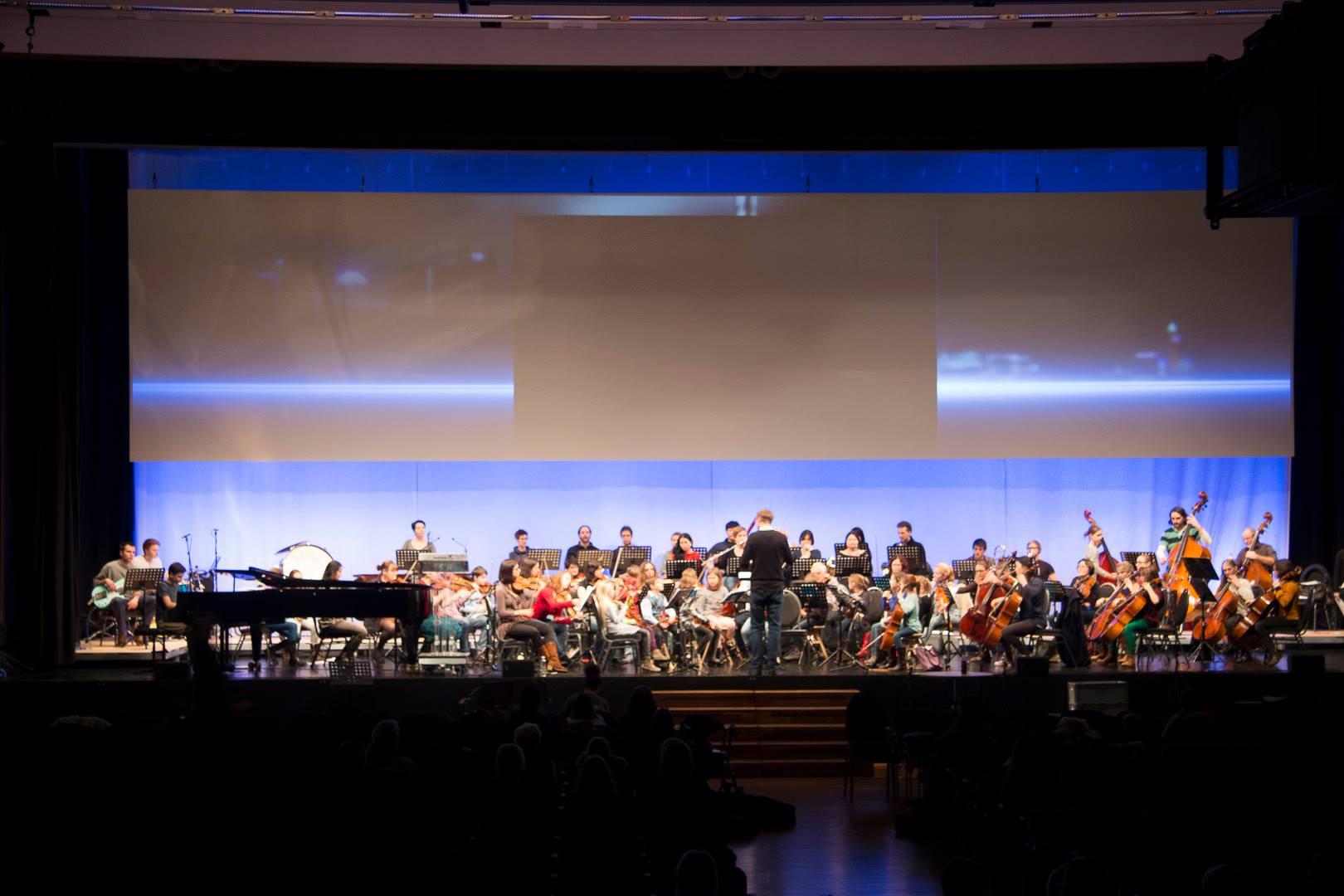 Projektleitung Event Marketing Salzburg: Konzert Neujahrsempfang Kundenevent