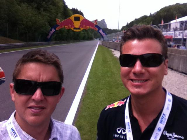 WTCC Motorsport Event Salzburg_paddock