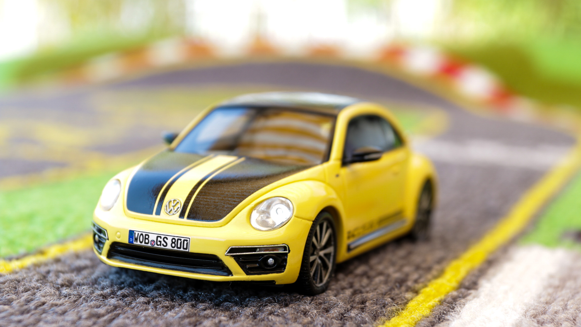 VW Lindner Stop Motion Video